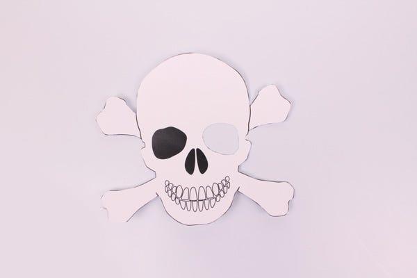 DIY Chapeau pirate
