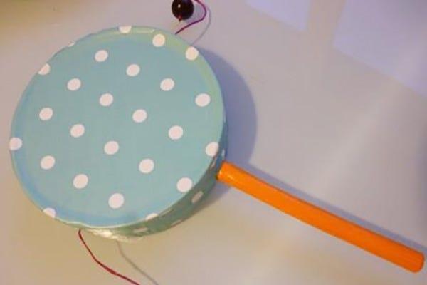 atelier instrument de musique DIY