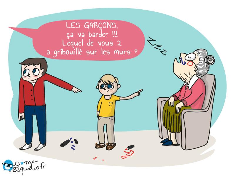 humour dessin