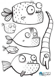 poisson d'avril
