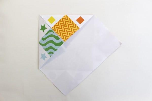 DIY cocotte papier
