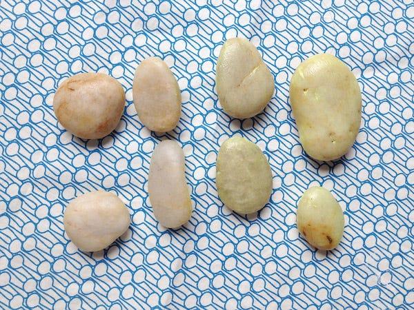 DIY galets transformés en veilleuse enfant
