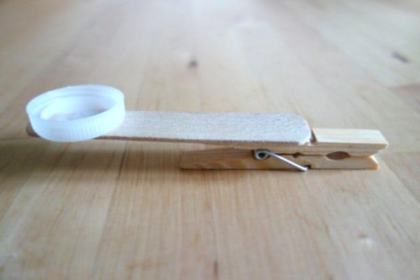 DIY catapulte