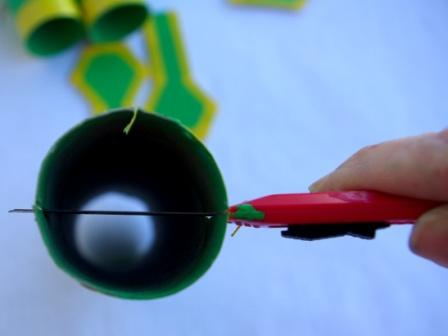hydravion atelier enfant DIY