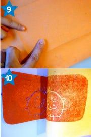 gravures enfant DIY