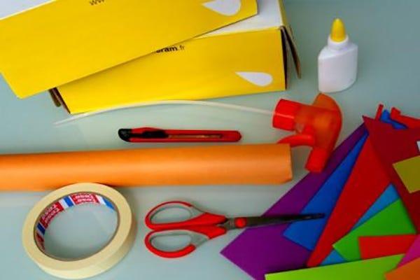 atelier créatif enfant