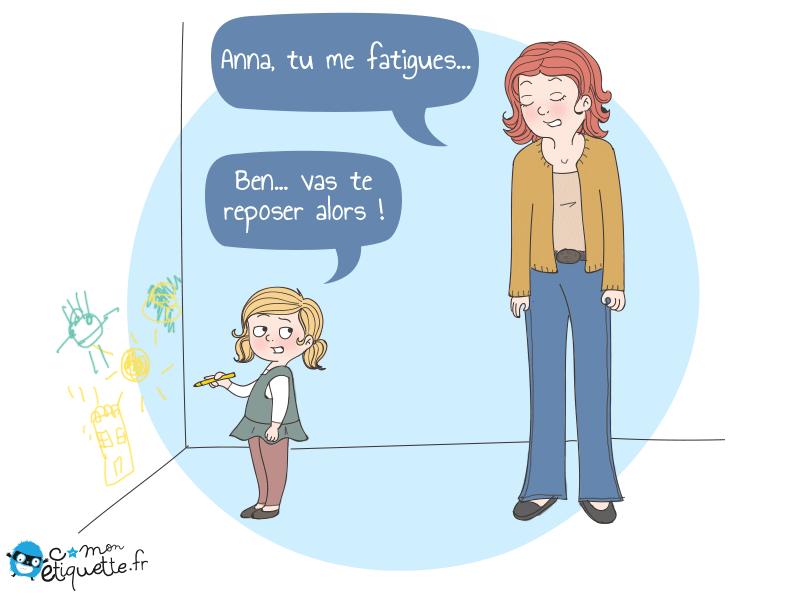 dessin humour enfant