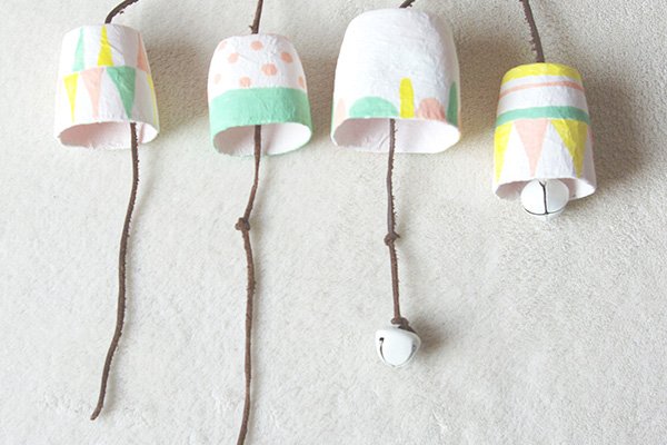 DIY Cloches décoratives