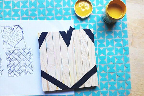 puzzle en bois DIY