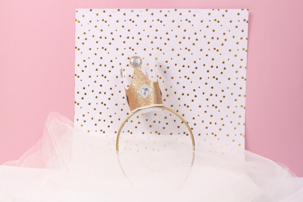 DIY couronne de princesse