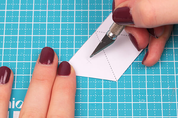 Atelier guirlande lumineuse origami