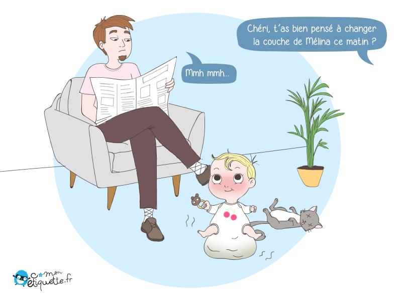 Humour vie de parent