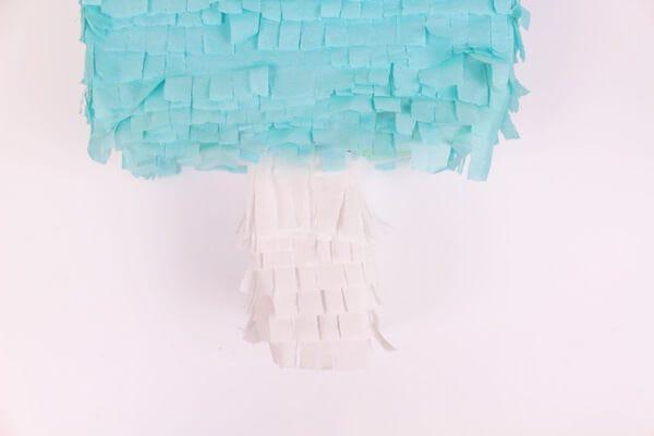 DIY Piñata Glace