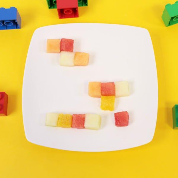 Funfood tetris