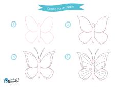 Dessine-moi les insectes - Dessins et coloriages d'insectes