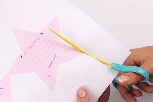 DIY atelier de cartes d'anniversaire baguettes magiques