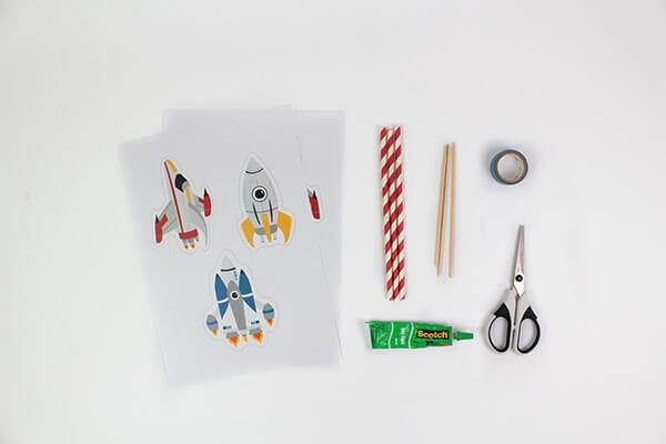 Atelier enfant DIY espace