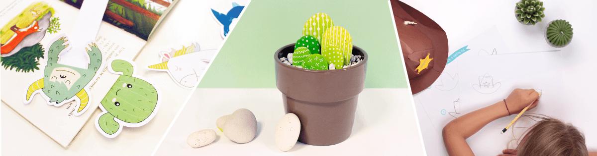 Fan de cactus