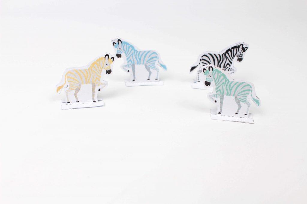 Découvrez la version savane du jeu des petits chevaux