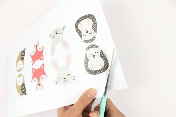 Des marque-pages animaux prêts en deux temps trois mouvements !