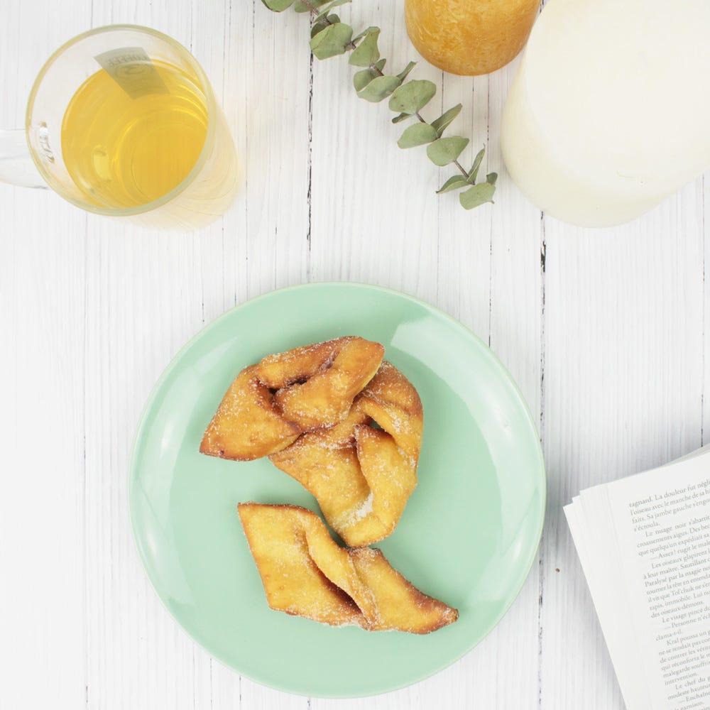 Alliez la fleur d'oranger au moelleux du beignet !