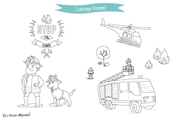 L'activité idéale pour occuper les enfants pendant les vacances d'été ? Les coloriages !