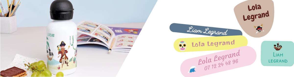 Fabriquez votre kit photobooth pirate pour faire de jolies photos à la fête d'anniversaire pirate de votre enfant.