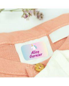 C-MonEtiquette I Etiquette autocollante pour vêtement