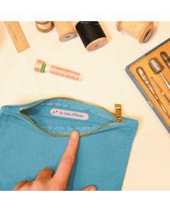 C-MonEtiquette I Etiquettes thermocollantes pour la couture