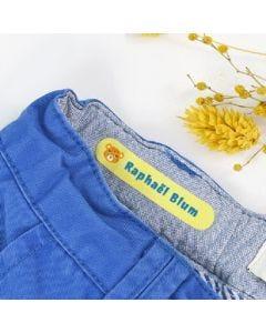 C-MonEtiquette I Etiquette thermocollante pour vêtements